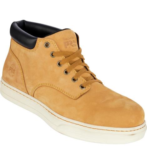 Photo de Chaussures de sécurité S1P ESD SRC Disruptor Chukka Timberland Pro beige