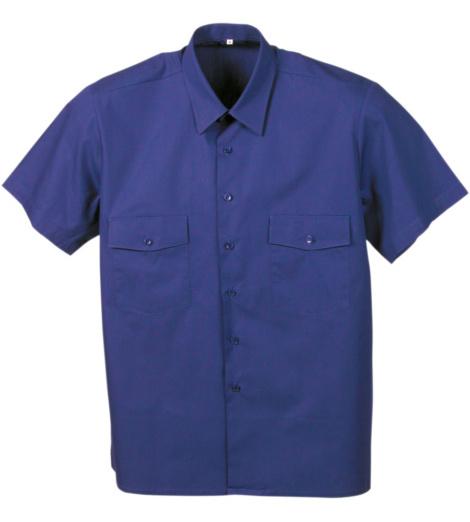 Foto de Camisa de Trabajo Worker Azulina