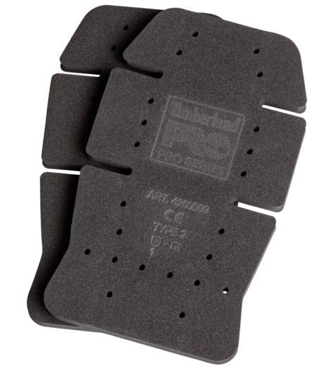 Foto van Paar Kniebeschermingen Timberland Pro Floor Layer 009 Zwart