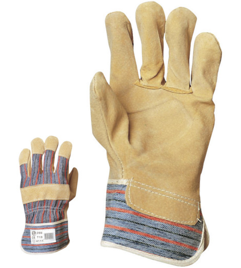 Photo de 12 paires de gants de manutention Dockers Basic