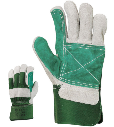 Photo de 12 paires de gants de manutention Dockers Plus