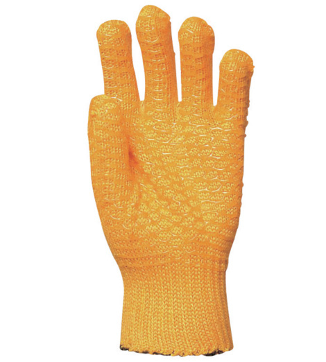 Photo de 10 paires de gants de protection criss-cross