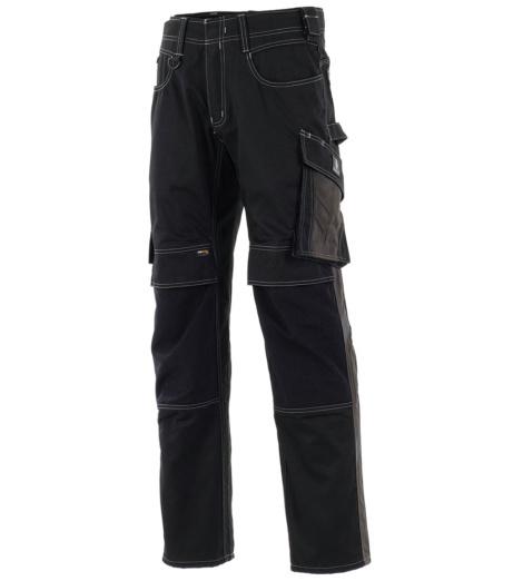 Photo de Pantalon Mascot Unique Mannheim Noir/dark anthracite