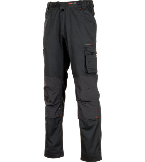Photo de Pantalon de travail thermic Stretchfit HR Würth MODYF anthracite