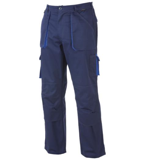 Pantalone da lavoro Teamline blu