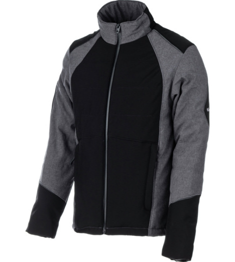 Photo de Blouson Softshell Titan noir/gris
