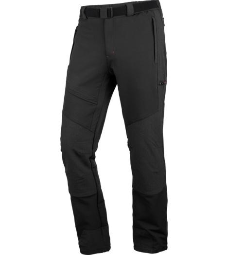 Pantalone da lavoro invernale nero