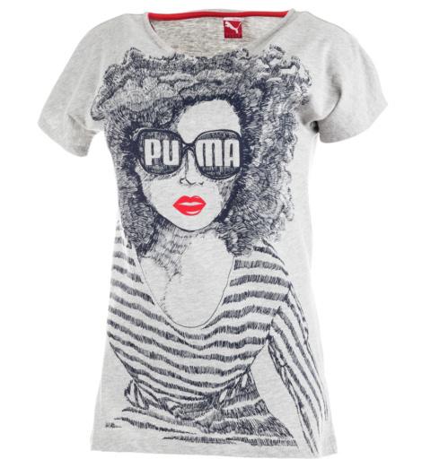 T-shirt Afro Fun Puma