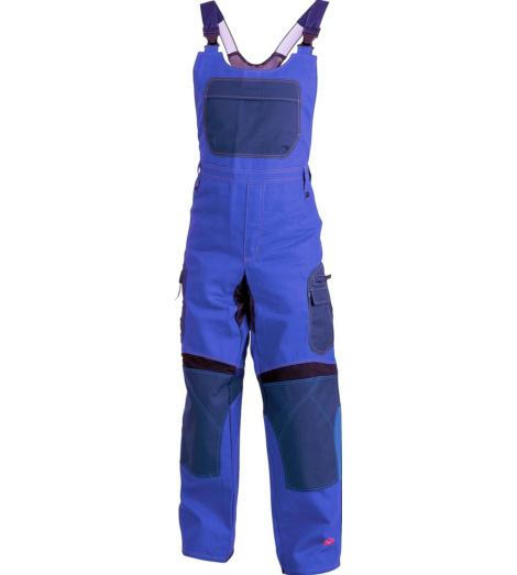 Arbeitslatzhose blau für Sanitär