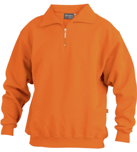 Foto von Arbeitstroyer Zip orange