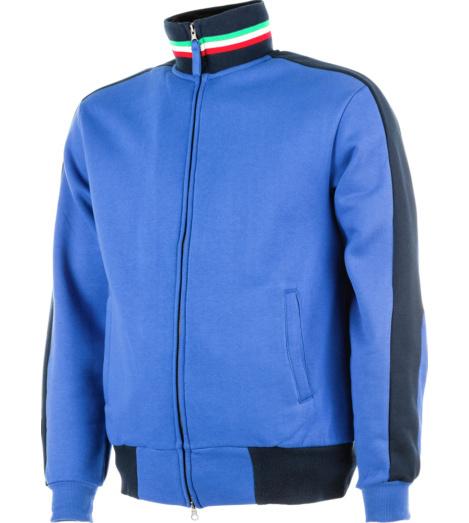 Sweatshirt für die Arbeit blau