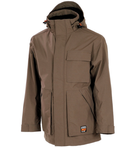 Photo de Parka 3 en 1 Timberland Pro 116 castor grey