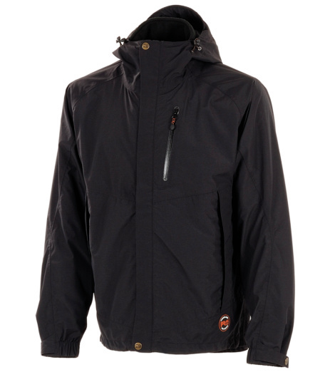 Photo de Parka 3 en 1 Timberland Pro 114 black