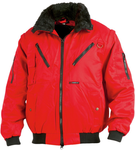 Foto von Blouson Allround Plus rot