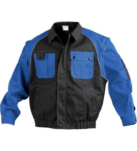 Foto von Bundjacke® Zipp-off-Line schwarz,blau