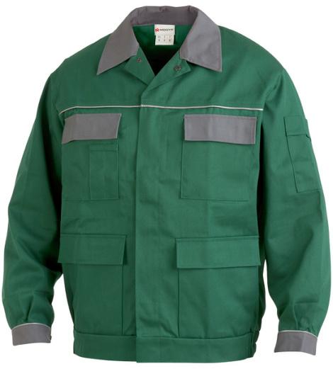Arbeitsjacke grün für Gärtner