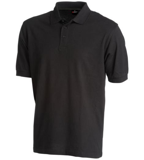 Foto van Poloshirt Modyf Team Line Zwart