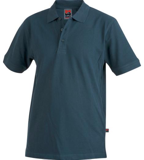 Poloshirt marine für Schweißer