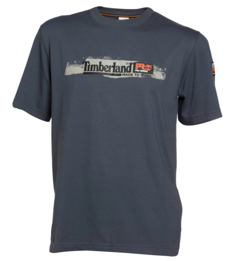 T-shirt Timberland PRO 344 grigio