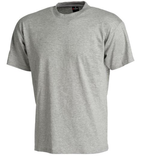 Foto van T-Shirt Modyf Team Line Grijs