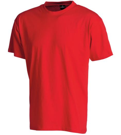 Foto van T-Shirt Modyf Team Line Rood