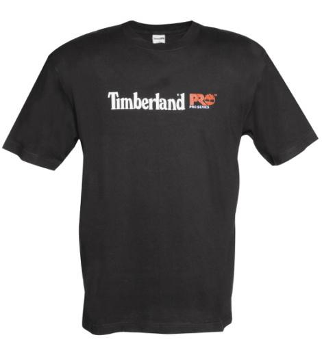 Foto von Arbeits T-Shirt Timberland Pro® schwarz