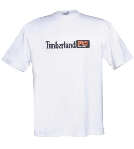 Foto von Arbeits T-Shirt Timberland Pro® weiß
