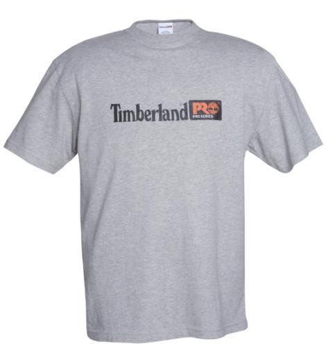 Foto von T-Shirt Timberland Pro® Grau