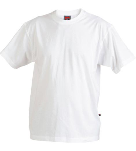 T-shirt weiß für Maler