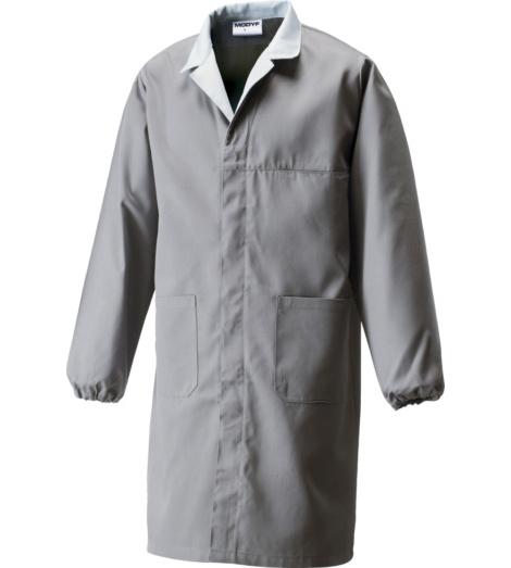 Camice da lavoro grigio