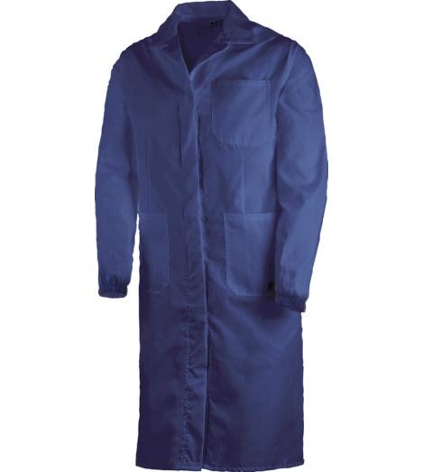 Arbeitsmantel Terital blau