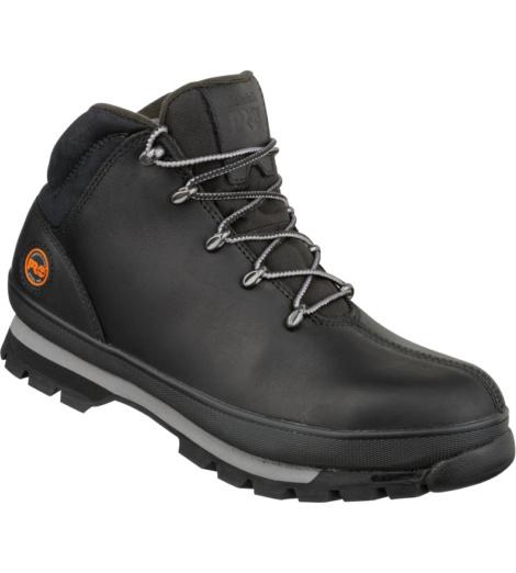 Hoge Timberland Pro Series veiligheidsschoenen, norm S3, zwarte kleur, comfortabel en modern