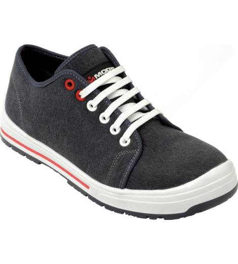 Photo de Chaussures de sécurité Sneaker S1P SRC grises