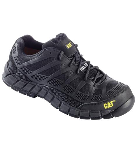 Photo de Chaussures de sécurité Caterpillar Streamline S1P noires