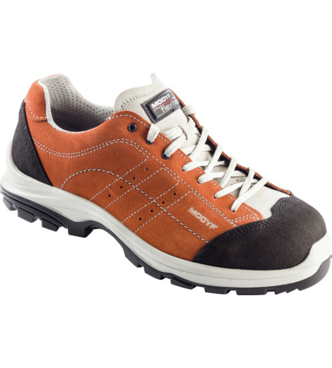 Photo de Chaussures de sécurité Grand Canyon S1P orange