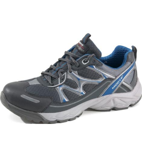 Foto von Berufsschuhe O1 SRA Run Flexitec grau blau