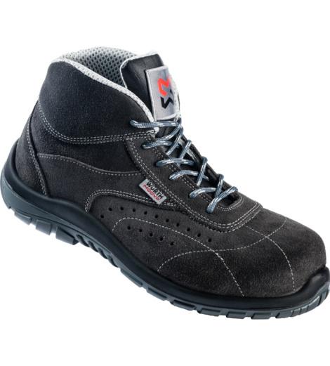 Photo de Chaussures de sécurité S1P SRC Song Plus montantes Würth MODYF noires