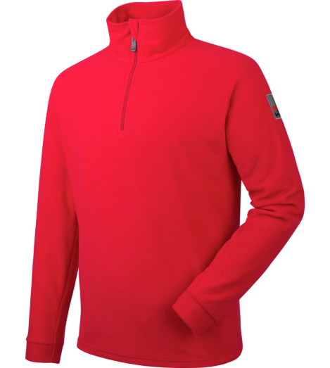 unisex fleece, winter, rood