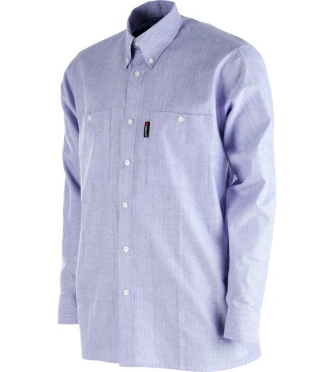 Camicia Sky manica lunga azzurro