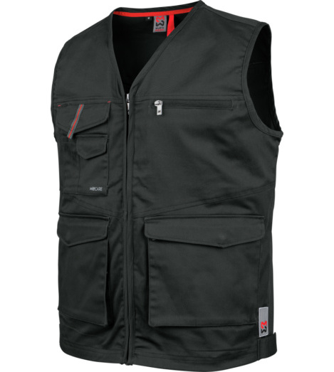 foto di Gilet Stretch X antracite