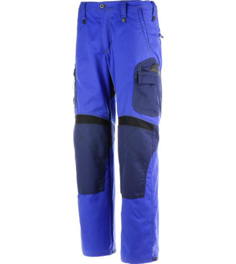 Photo de Pantalon de travail Premium Line Plus royal/marine