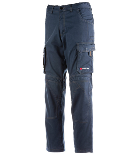 Photo de Pantalon de travail Cargo Würth MODYF marine