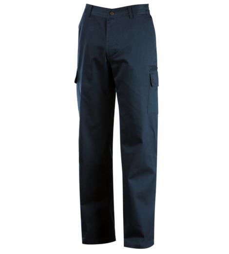 Pantalone per tutte le stagioni blu