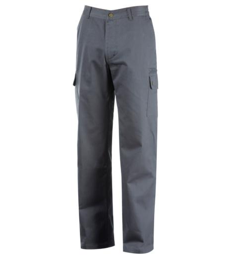 graue Herrenhose für jede Jahreszeit geeignet