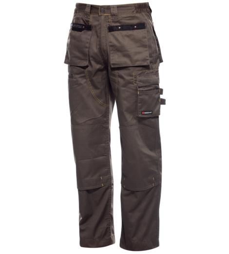Pantalone Life Style marrone