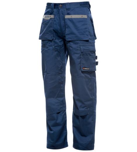 Pantalone Life Style blu