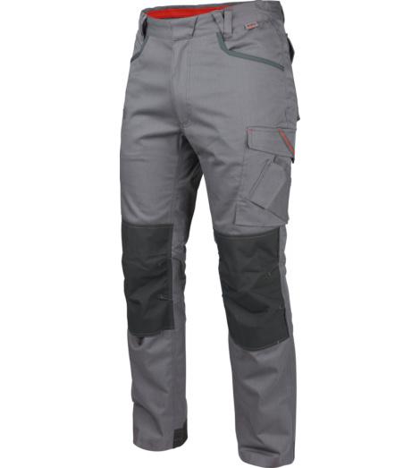 Photo de Pantalon de travail Stretch X Würth MODYF gris