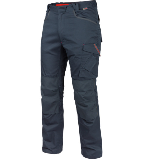 Photo de Pantalon de travail Stretch X Würth MODYF marine