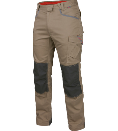 Photo de Pantalon de travail Stretch X Würth MODYF beige