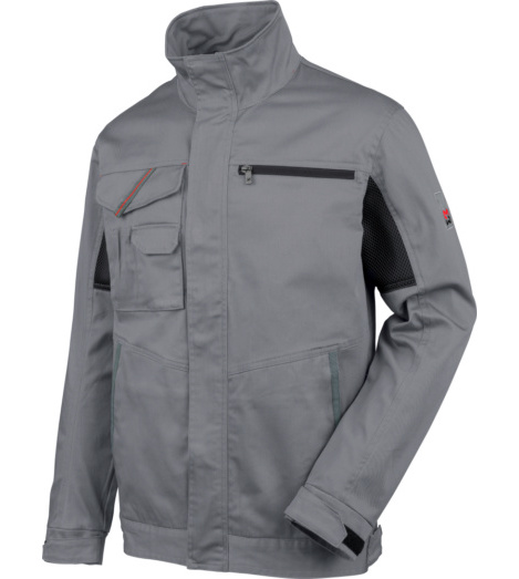 Photo de Veste de travail Stretch X Würth MODYF grise